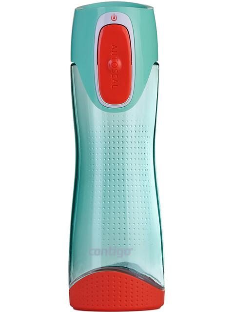 Contigo Autoseal Swish Drinkfles 500ml turquoise